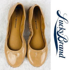 Lucky Brand Women's Emmie Ballet Flats Sz 7.5